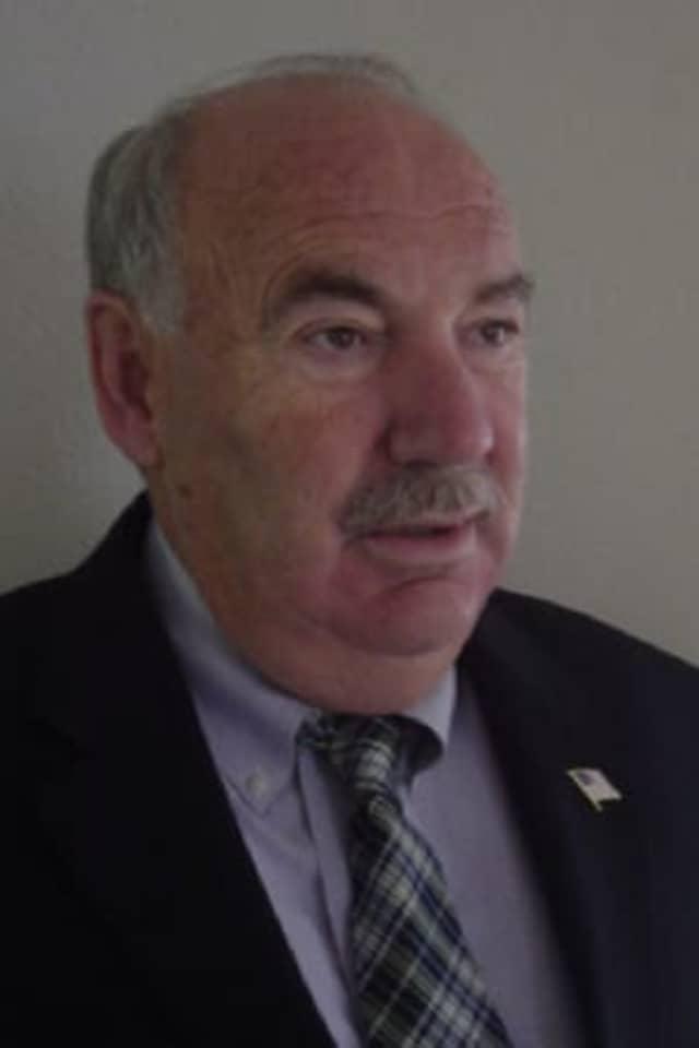 Michael Cindrich has been Mount Kisco mayor for the last ten years.