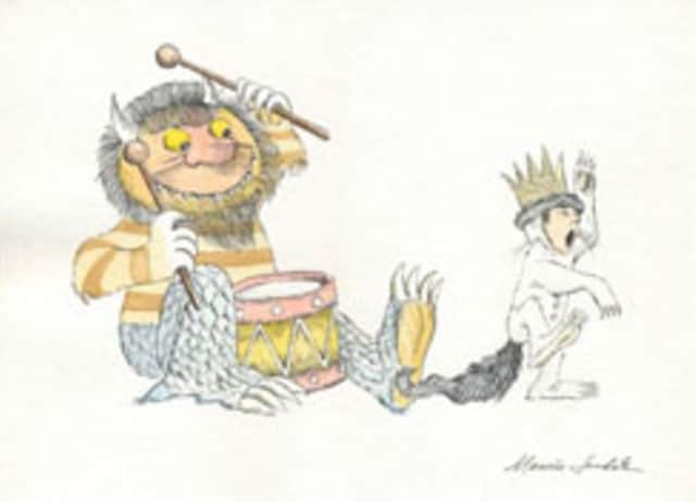 Maurice Sendak's illustrations come to The New Britain Museum of America on Nov. 9.