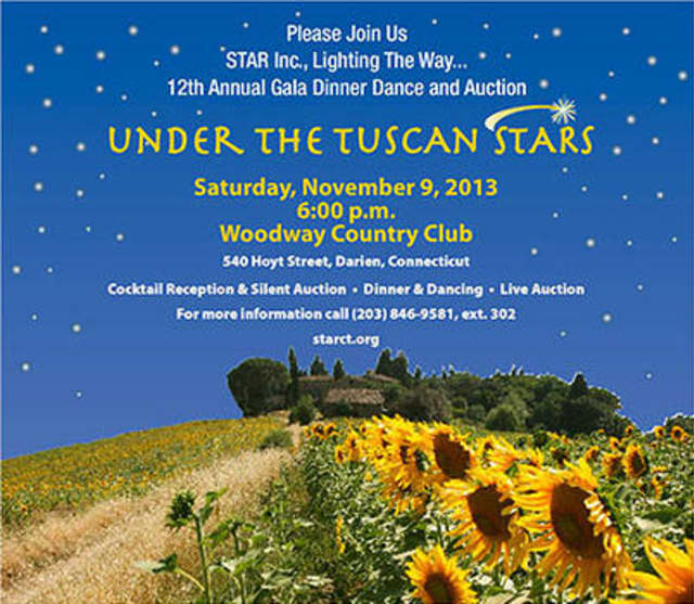 STAR, Inc., Lighting the Way is hosting its Twelfth Annual Gala Dinner Dance and Auction on Saturday.