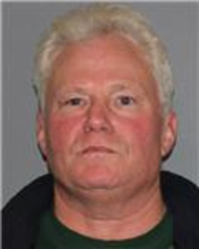 Robert V. Cegielski was arrested for driving while intoxicated on Sunday, Nov. 3.