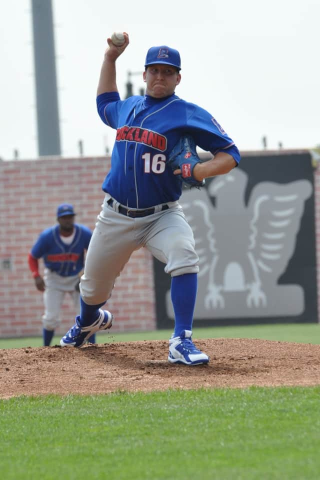 Briarcliff native Bobby Blevins will pitch for an Italian baseball club in the Asia Series starting Nov. 15.