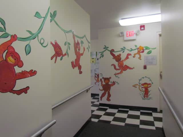 The ANDRUS Early Learning Center in Tuckahoe is partnering with ArtsWestchester to provide art classes to young kids.