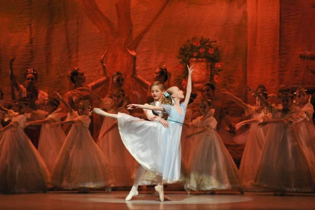 """The Greenwich Ballet Academy will present """"The Nutcracker"""" on Dec. 7 and 8."""