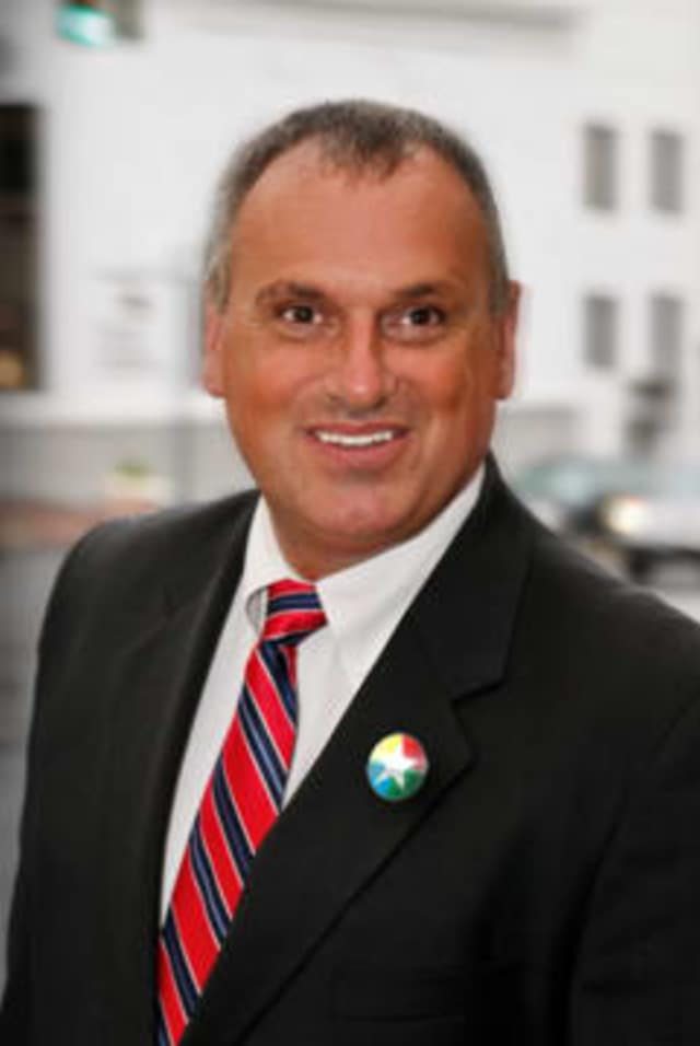 Frank Catalina, mayor-elect of Peekskill, is hoping to have a Republican majority in the Common Council next year.