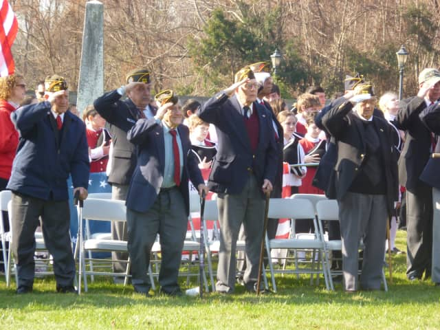 The Yorktown annual Veterans Day Parade is set for Sunday at 2 p.m.