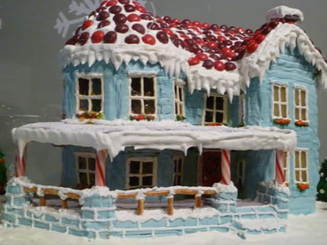New Canaan's Gingerbread House Tour is set to celebrate its ninth year and area residents are invited to create their houses for the displays running in December.