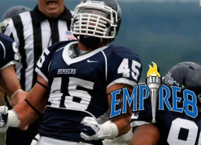 Will Carter, a graduate of Mt. Pleasant's Westlake High School, has been named Empire 8 Football Defensive Player of the Week.