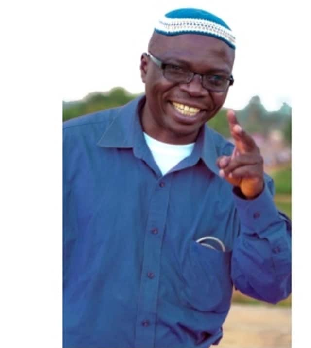 Rabbi Gershom Sizomu of Uganda will be at the Congregation Sons of Israel in Briarcliff Manor in November.