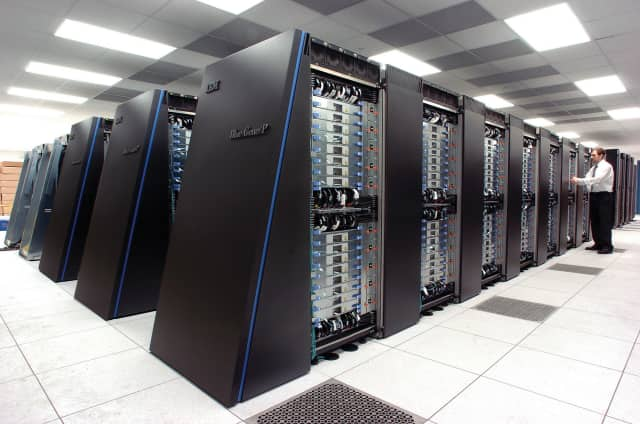 Armonk-based IBM is utilizing a new invention to help lessen the environmental impact of its machines that help power cloud computing.