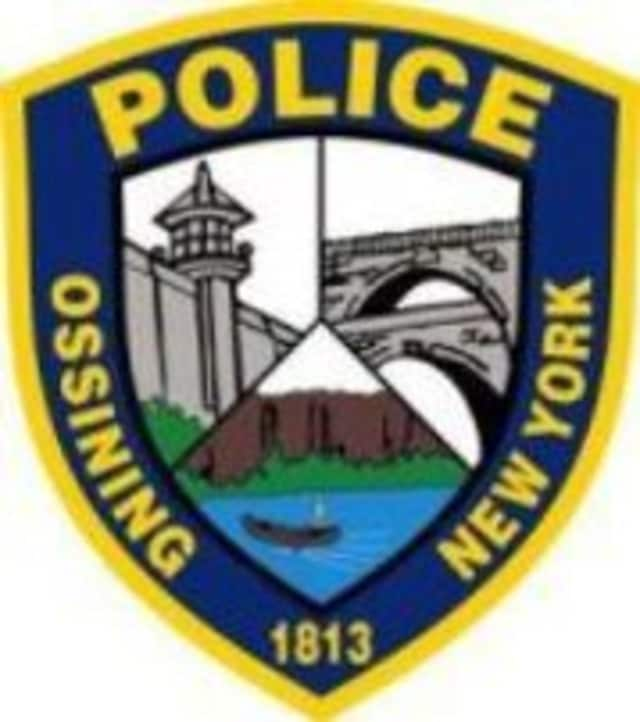 Ossining Police arrested a man for brandishing an air rifle after authorities responded to a noise complaint on Sunday, Nov. 3.