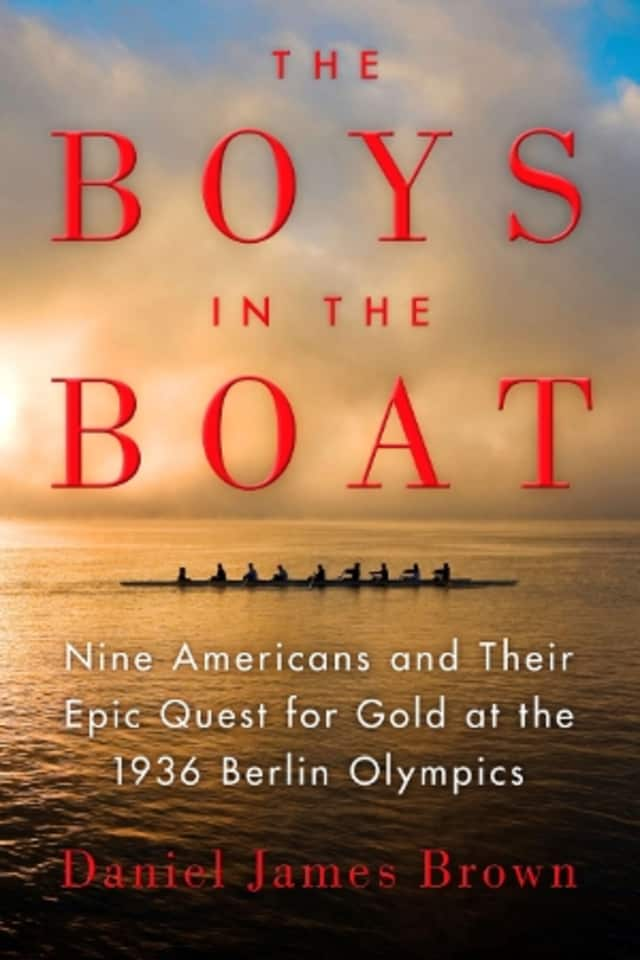 """""""Teen Book Talk""""  at the Ramsey Library will discuss """"The Boys in the Boat"""" on Thursday, Feb. 18."""