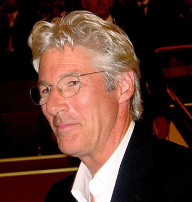 Pound Ridge's Richard Gere