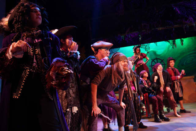 The Wilton High School Theater will host a production of 'Peter Pan' from Thursday, Nov. 14 through Saturday, Nov. 16.