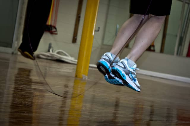 Eastchester High School is hosting a free Jump Rope Clinic in December.