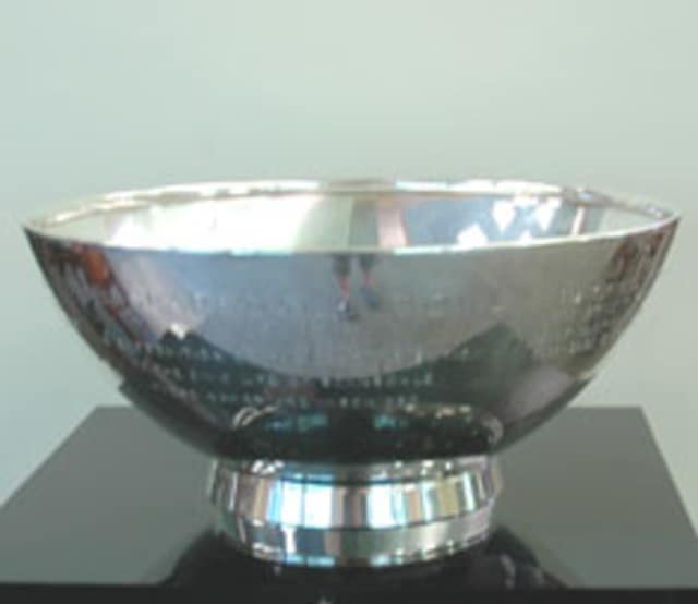 Members of the Scarsdale Bowl Committee are seeking nominations for potential recipients of the award.