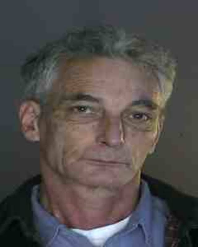 Robert Satenberg was arrested by Scarsdale police on Thursday.