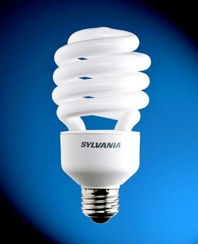 The use of compact fluorescent light bulbs adds to energy efficiency in the home and office. Pick up five energy-efficient ENERGY STAR® LED bulbs at Stamford's light bulb swap Saturday.