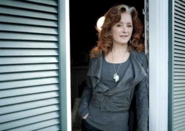 Bonnie Raitt will perform at the Capitol Theatre on Tuesday, Nov. 19.