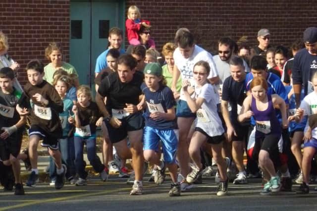 The New  Fairfield Turkey Run is Sunday.