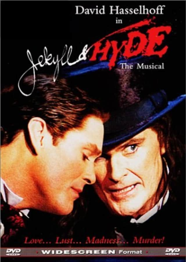 """See David Hasselhoff in a screening of the Broadway show """"Jekyll & Hyde: The Musical"""" in Larchmont."""
