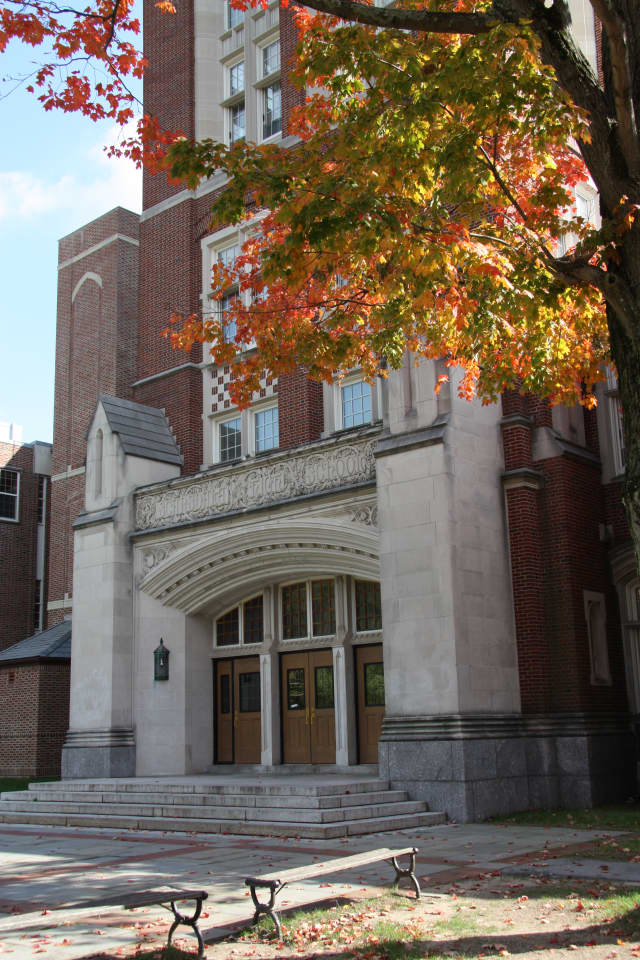 The Scarsdale School Board will hold a public hearing at the Scarsdale Library on Nov. 25.