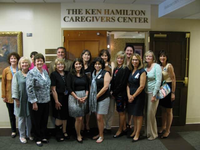Ken Hamilton Caregivers Center Team.