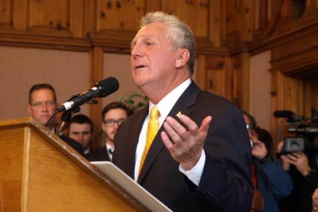 Norwalk Mayor Harry Rilling will host Mayor's Night Out on Tuesday.
