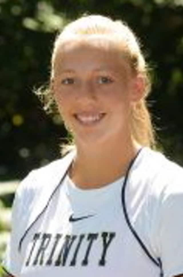 Darien resident Sophie Doering is being honored as a member of the NESCAC Field Hockey First Team.