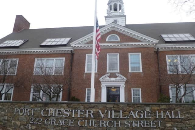 The Village of Port Chester reached an agreement with the Port Chester Housing Authority to settle back taxes.