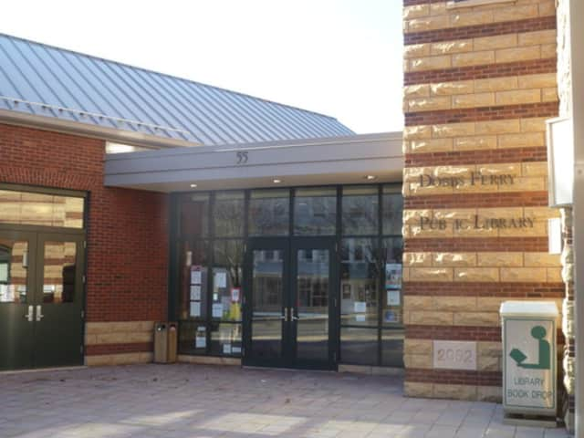 The Friends of the Dobbs Ferry Library will hold a holiday book sale starting on Saturday, Dec. 7.