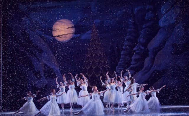 The Purchase Dance Company is staging its 20th annual production of The Nutcracker ballet.