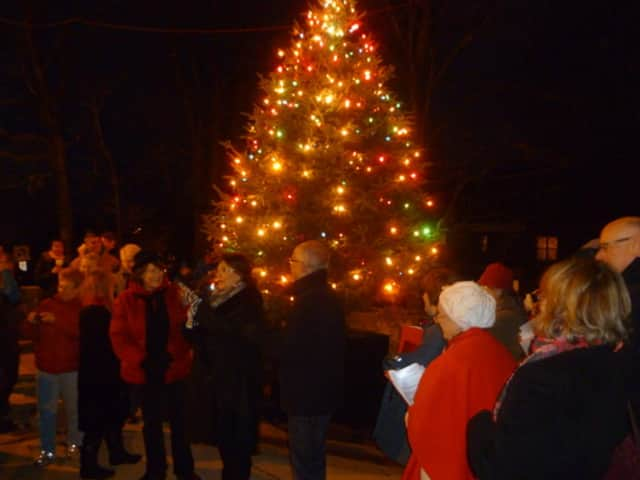 Legion Park will be where Ardsley welcomes the holiday season.