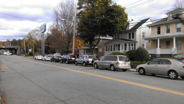 Long gas lines after Hurricane Sandy led to a state investigation into price gouging.