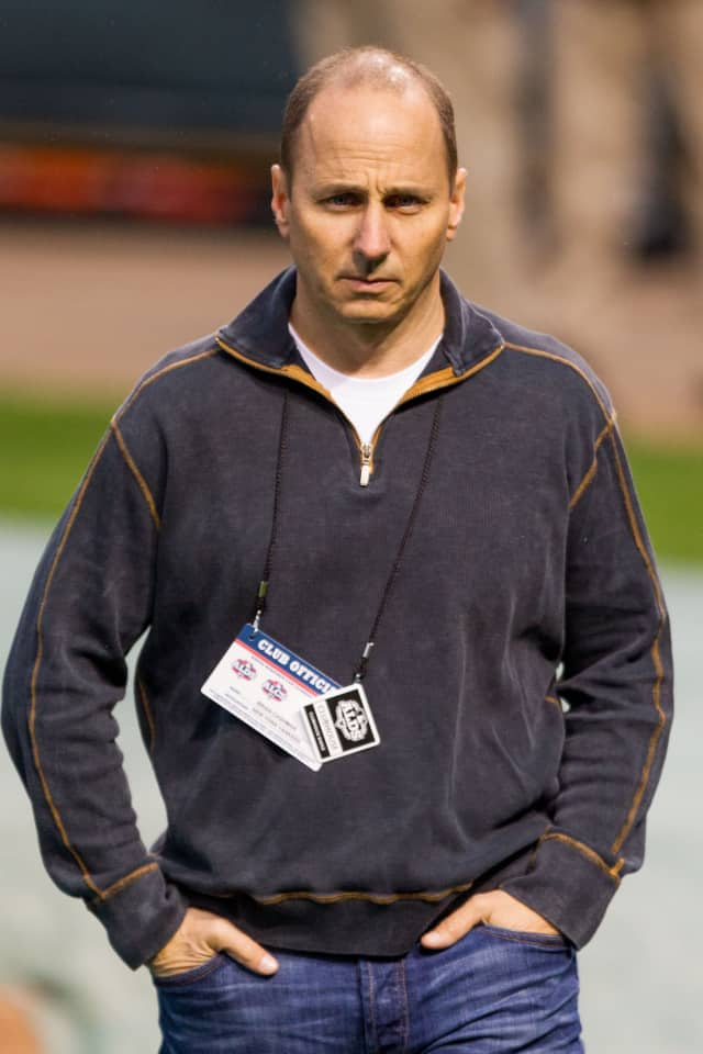 Yankees GM Brian Cashman's former mistress could be facing deportation.