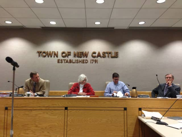 The developer of the proposed Chappaqua Crossing complex is asking the New Castle Town Board to vote on its latest plans.