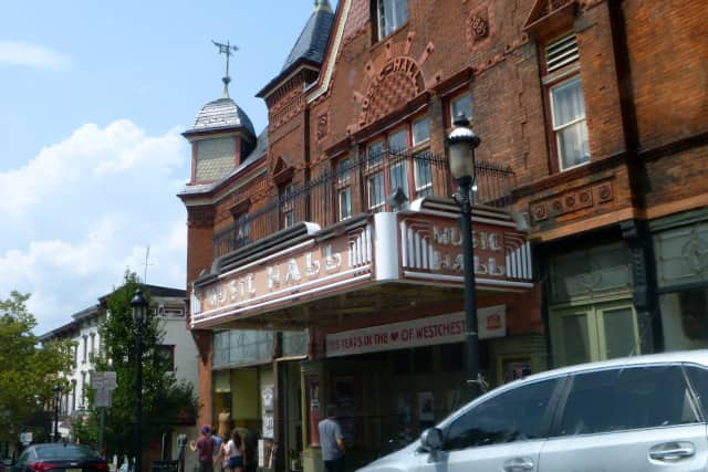 The Random Farms Kids' Theater production of The Music Man, Jr. comes to Tarrytown Music Hall.