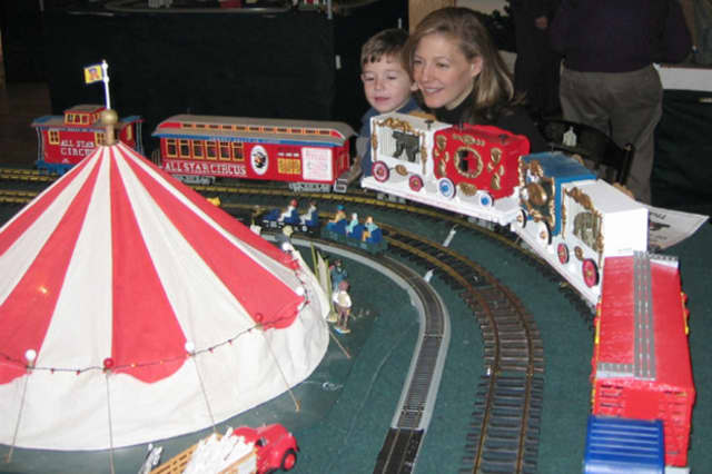The Wilton Historical Society will host the grand opening of the annual Great Trains exhibit on Saturday, Nov. 30 to kick off the holiday season.