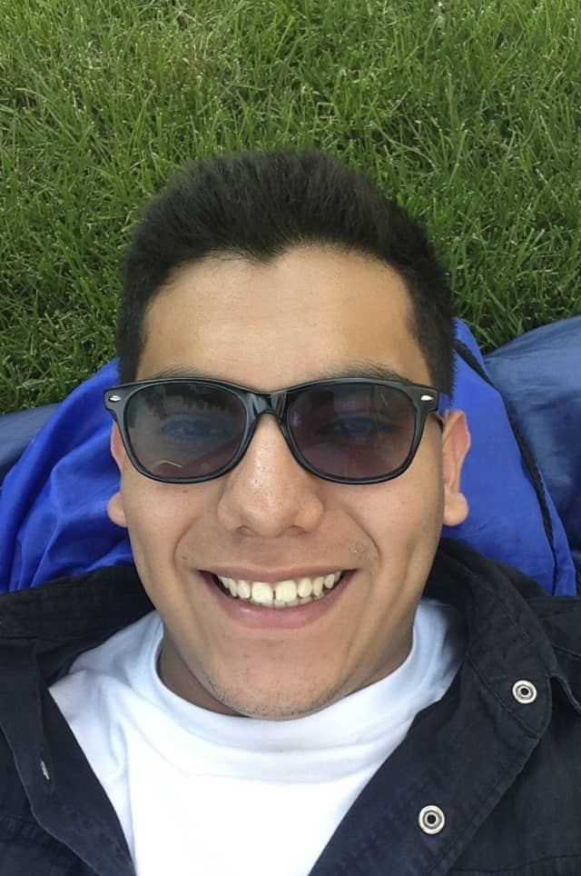 Port Chester student Ishbart Gonzalez has launched a crowdfunding campaign on Indiegogo to help raise money for college.