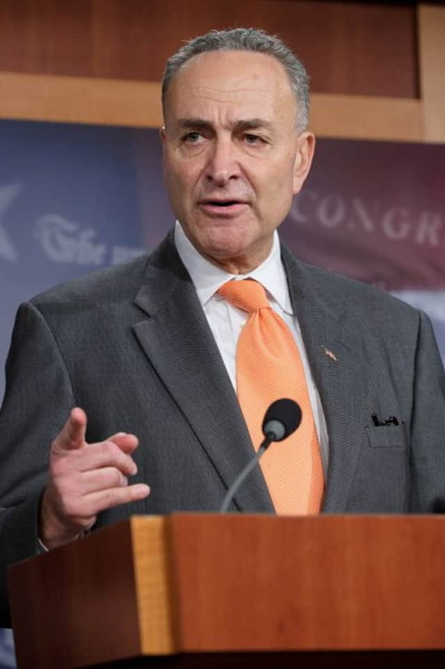 Sen. Chuck Schumer (D-NY) is calling on the Department of Homeland Security to increase security on the water near Indian Point.