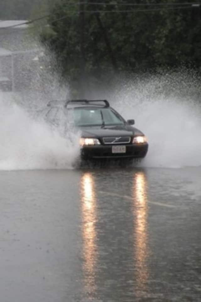 Fairfield County can expect heavy rain and gusty winds on Friday.