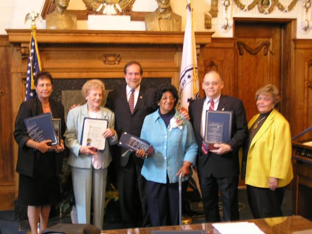 Yonkers senior volunteers are set to be recognized in the 55plus Annual Mary Hotte Awards in December.