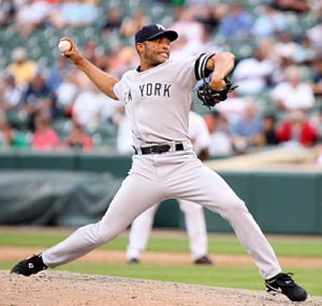 Mariano Rivera turns 44 on Friday.