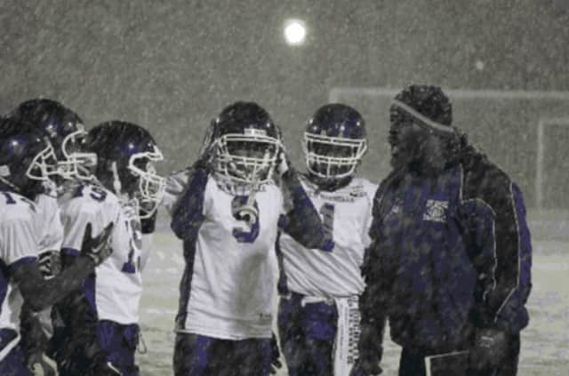Two New Rochelle youth football teams are 2013 state champions.