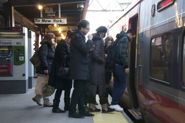 Metro-North will have additional trains running into and out of Grand Central Terminal before and following the Macy's Thanksgiving Day Parade.