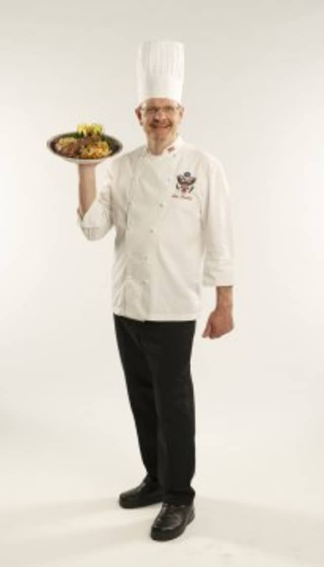 Westchester's Ridge Hill in Yonkers will welcome former White House Chef John Moeller as a special guest on Sunday, Dec. 1.