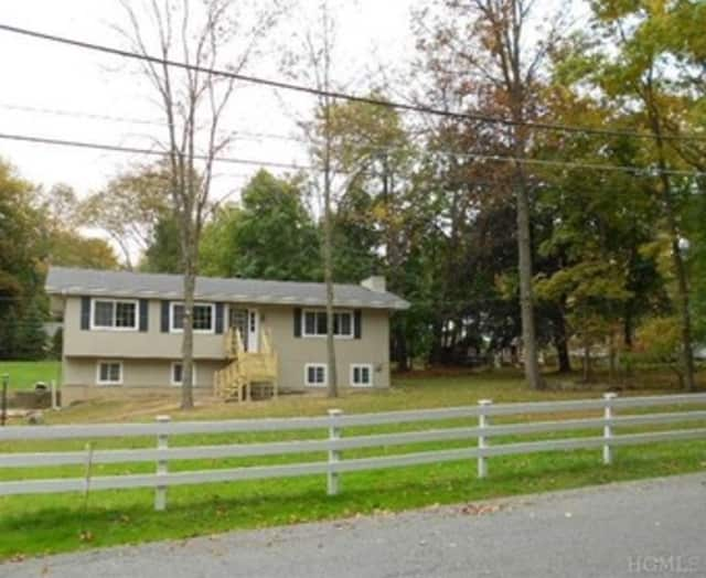 This house at 3 Cove Road in South Salem is open for viewing Sunday, Dec. 1.