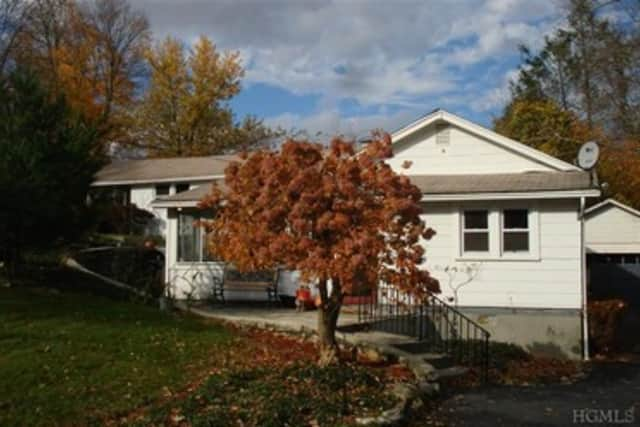 This house at 1788 Horton Road in Mohegan Lake is open for viewing on Saturday, Nov. 30.