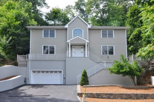 This house at 637 Scarsdale Road in Tuckahoe is open for viewing Saturday, Nov. 30.