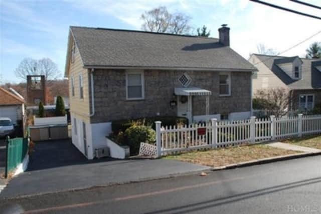 This house at 104 James St. in Hastings-on-Hudson is open for viewing Sunday, Dec. 1.