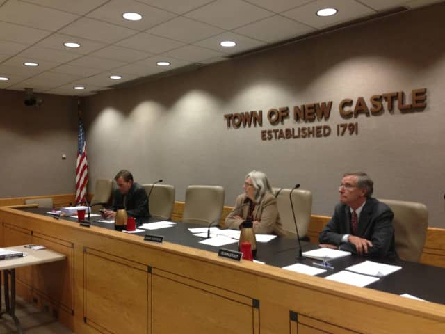 The developers backing the Chappaqua Crossing proposal are urging New Castle Town Board members to vote on the latest plan.